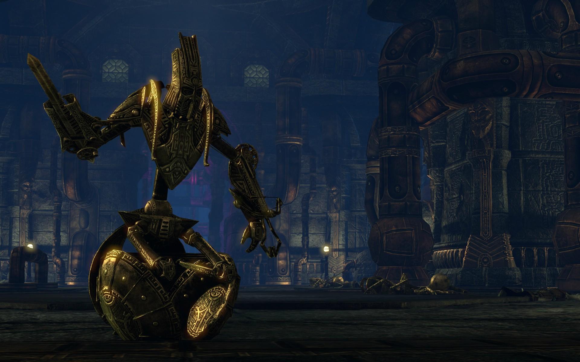 Elder Scrolls Online Screenshots Travel Across Tamriel #24400
