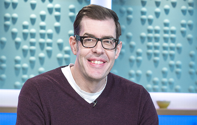 Pointless presenter Richard Osman