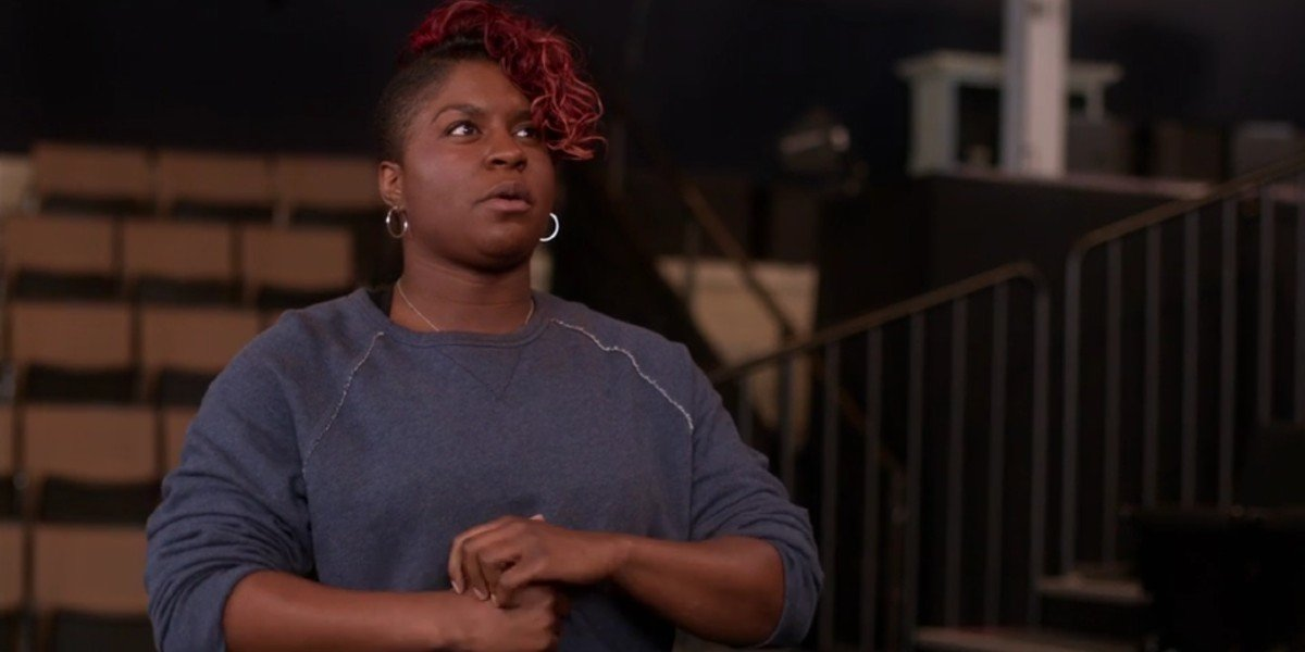 Ester Dean in Pitch Perfect