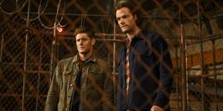 Supernatural Jensen Ackles Dean Winchester Jared Padalecki Sam Winchester The CW