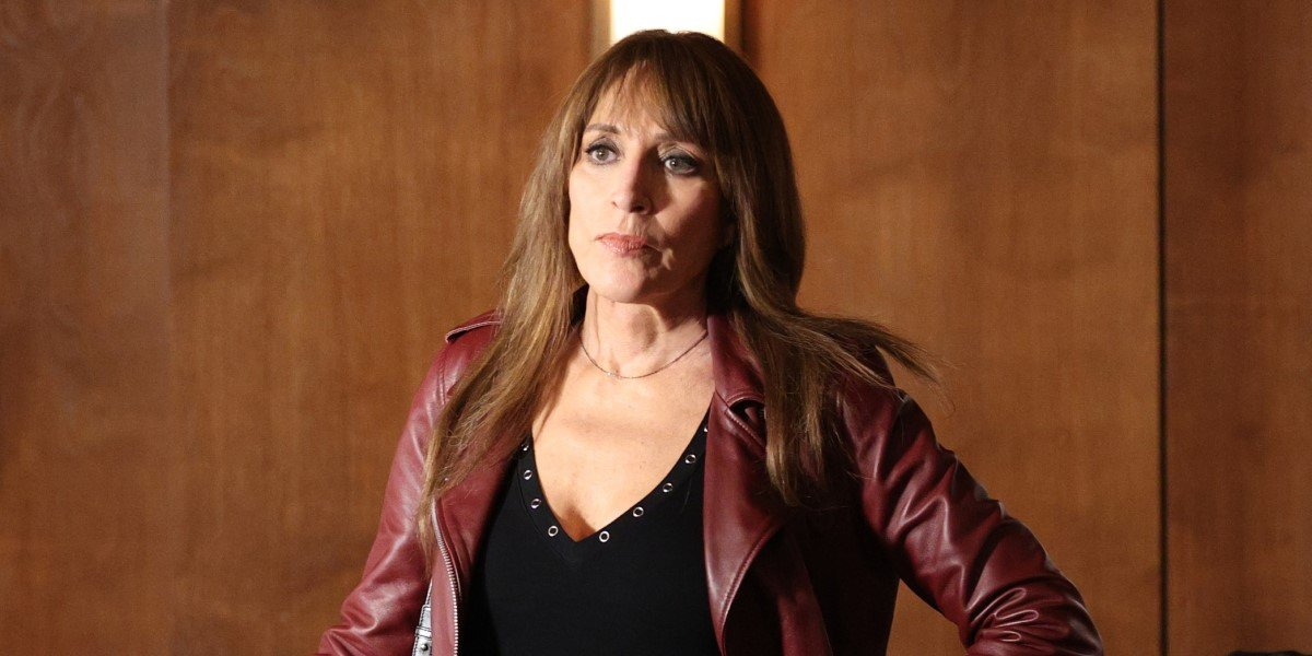 katey sagal angry in the courtroom on abc's rebel