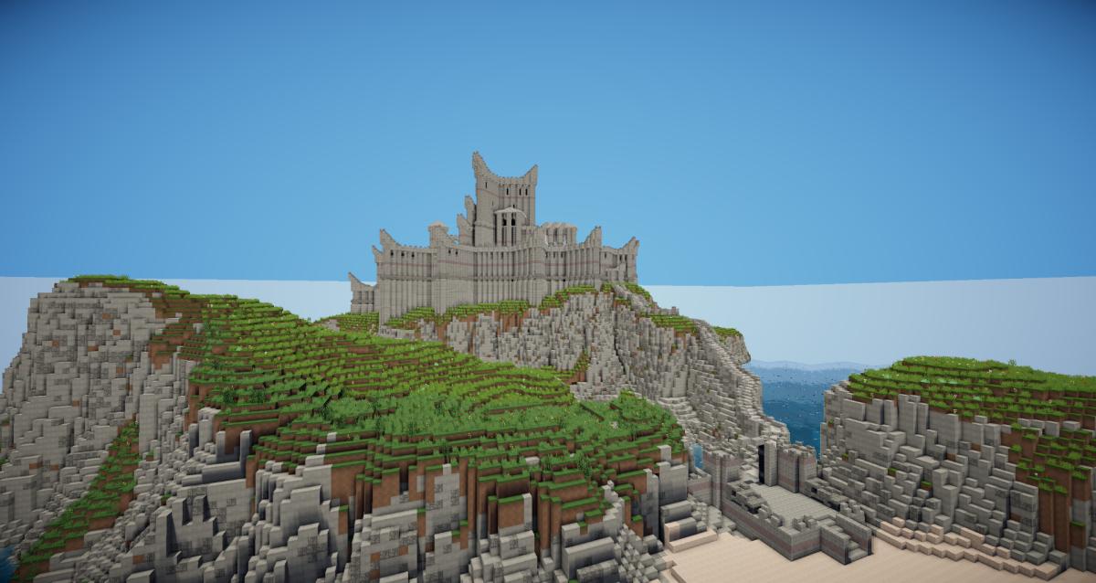 Minecraft Castle Ideas The Best Designs For Castles In Minecraft Pc Gamer