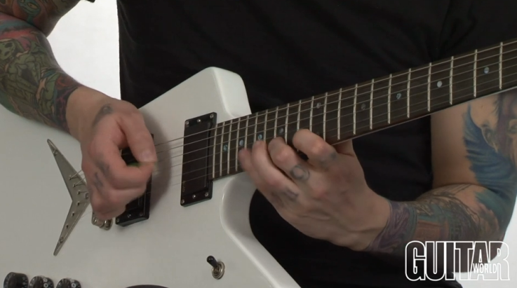 Using the Harmonic Minor Scale and Phrygian-Dominant Mode to Create Neoclassical Metal-Style Solos
