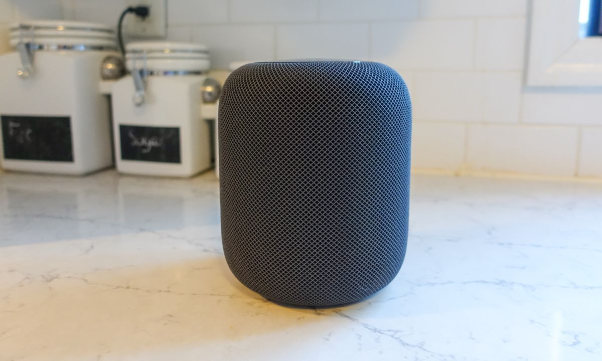 Apple HomePod 2 may have invisible touch controls
