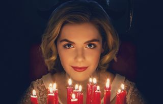 Chilling Adventures of Sabrina 'is a darker, more gothic, modern take,' says Miranda Otto
