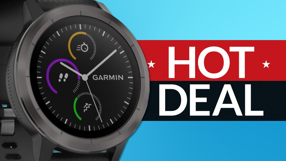 Garmin vivoactive 3 prices SLASHED: now 47% off at Amazon and 45% off at Walmart
