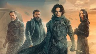 Lead characters from the upcoming Warner Bros sci-fi movie Dune (2021)