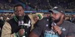 Watch A Drunk Kevin Hart Drop An F-Bomb, Get Kicked Off NFL Network