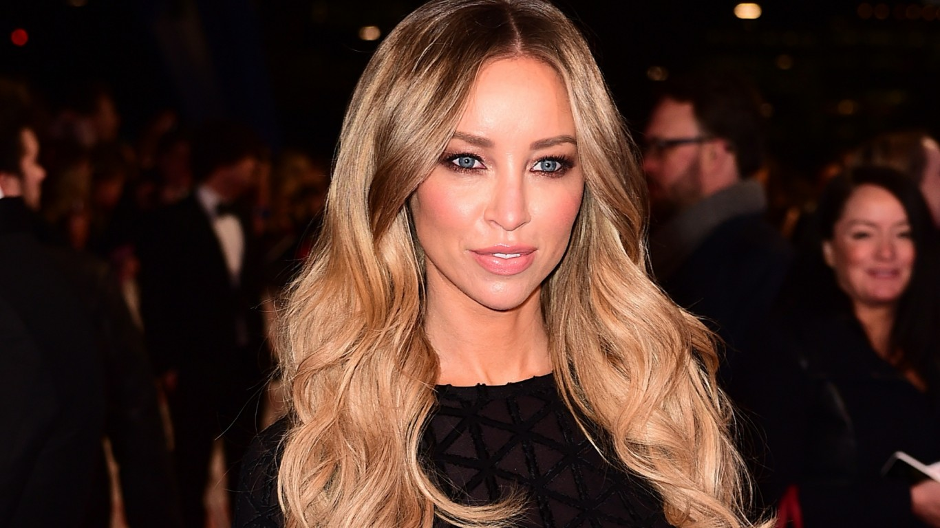 Lauren Pope (Ian West/PA)