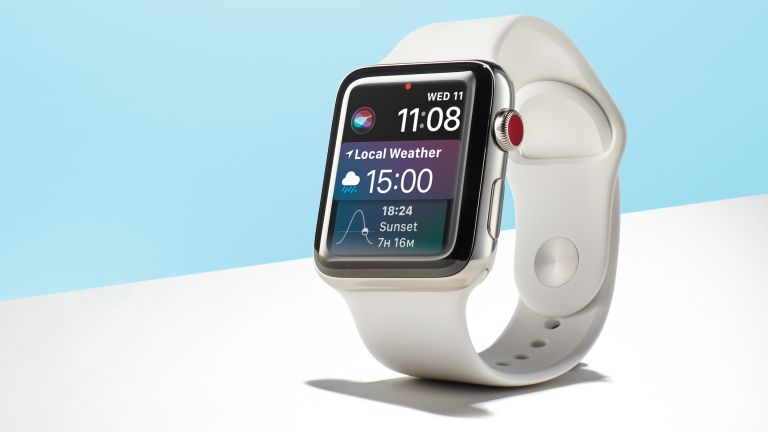 Apple Watch always-on screen round face to combat Samsung Galaxy Watch