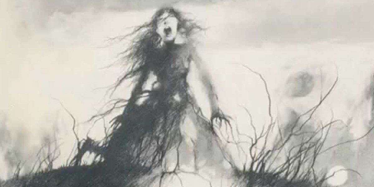 The Girl Who Stood On A Grave Scary Stories To Tell In The Dark
