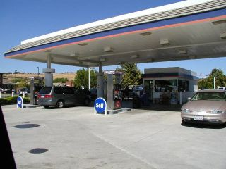 A study shows that most people would balk at $5.30-per-gallon gas.