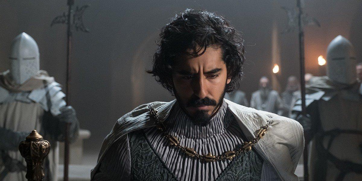Dev Patel in The Green Knight.