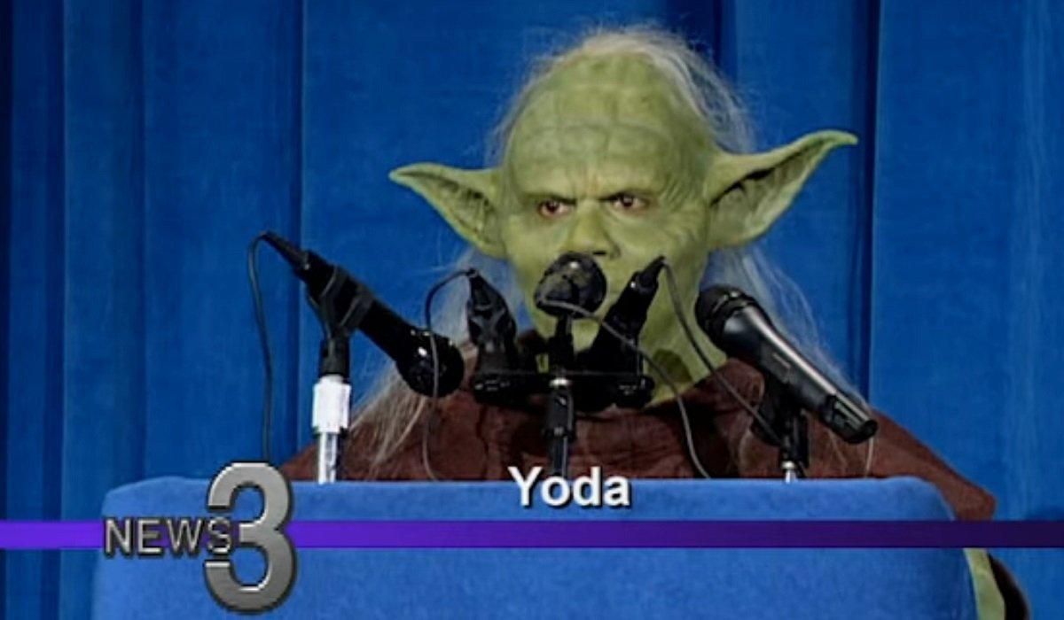 Yoda Chappelle's Show Netflix