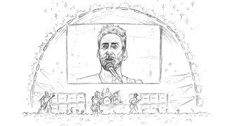 Nickelback drawing