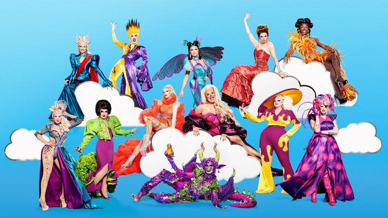 `RuPaul's Drag race UK season 3