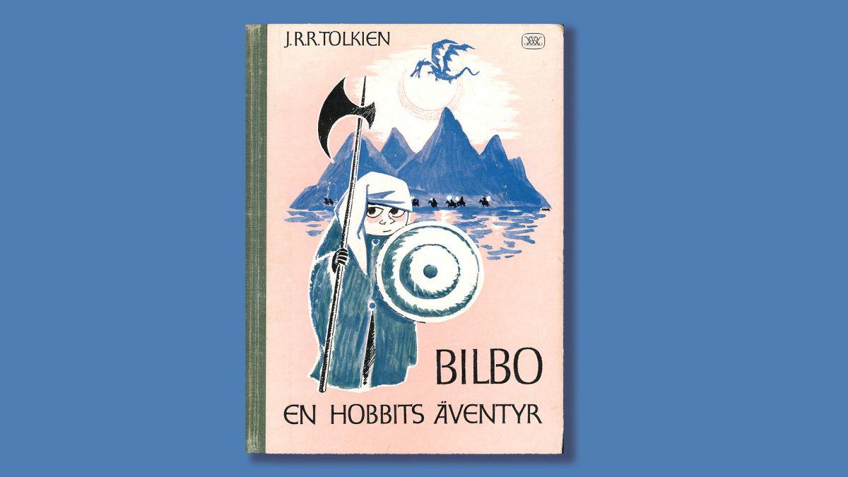 Moomin artist takes on Tolkien's The Hobbit