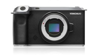This $600 camera can take photos without a lens attached