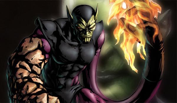 Super Skrull Marvel Comics