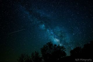 Eta Aquarid Meteor and the Galactic Center