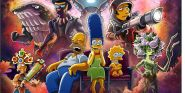 The Simpsons: Check Out Marvel's Kevin Feige Spoofing Thanos In Awesome New Video
