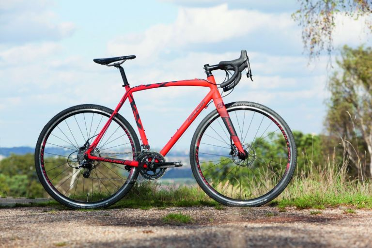 Raleigh RX Pro cyclocross bike