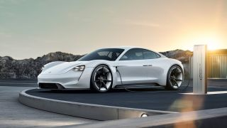 The All Electric Porsche Mission E Is Now Taycan