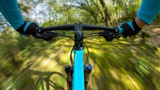 Mountain bike handlebar
