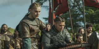 Vikings Hvitserk Marco Ilso Ivar Alex Hogh Andersen History