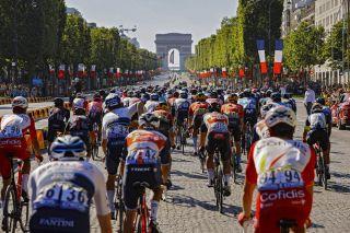 Tour de France 2021 - 108th Edition - 21th stage Chatou - Paris Champs Elysees 108,4 km - 18/07/2021 - Scenery - photo Jan De Meuleneir/PN/BettiniPhoto©2021