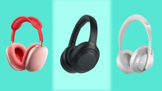 appleairpods max vs sony wh-1000xm4 vs bose noise cancelling