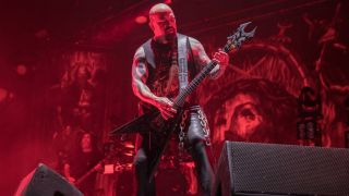 Slayer's Kerry King