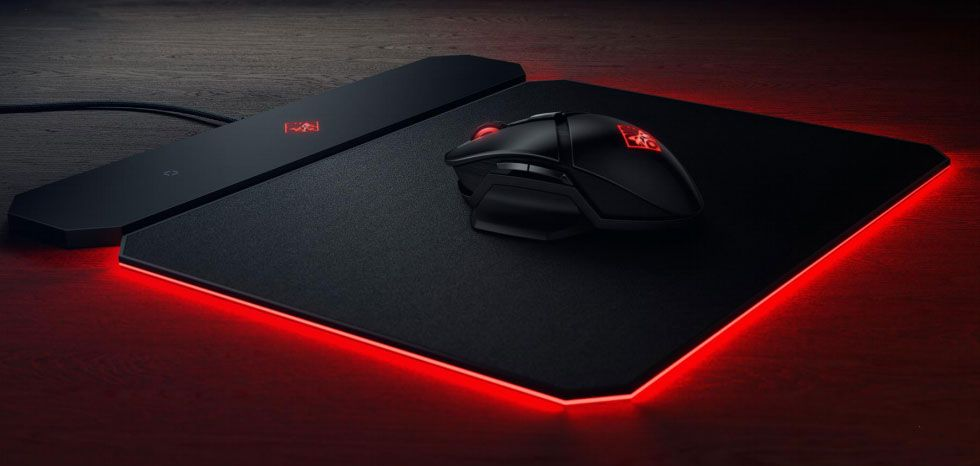 HP is launching a wireless gaming mouse and a Qi-enabled pad to charge it