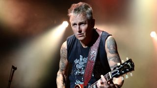 Temple Of The Dog and Pearl Jam guitarist Mike McCready