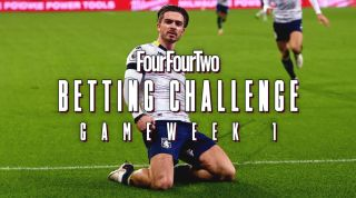 FourFourTwo Betting Challenge