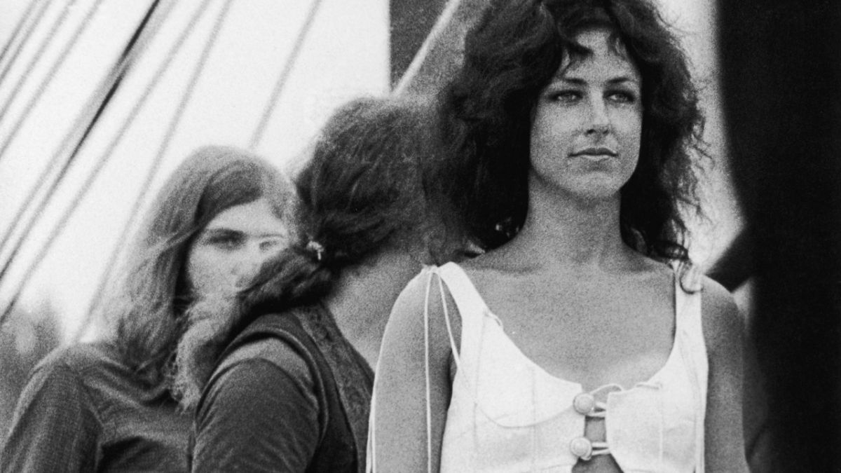 Grace Slick: The epic true story of her journey with Jefferson
