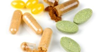 Vitamins & Supplements, Pills