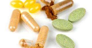 Vitamins & Supplements, Pills