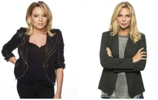 Ronnie and Roxy Mitchell