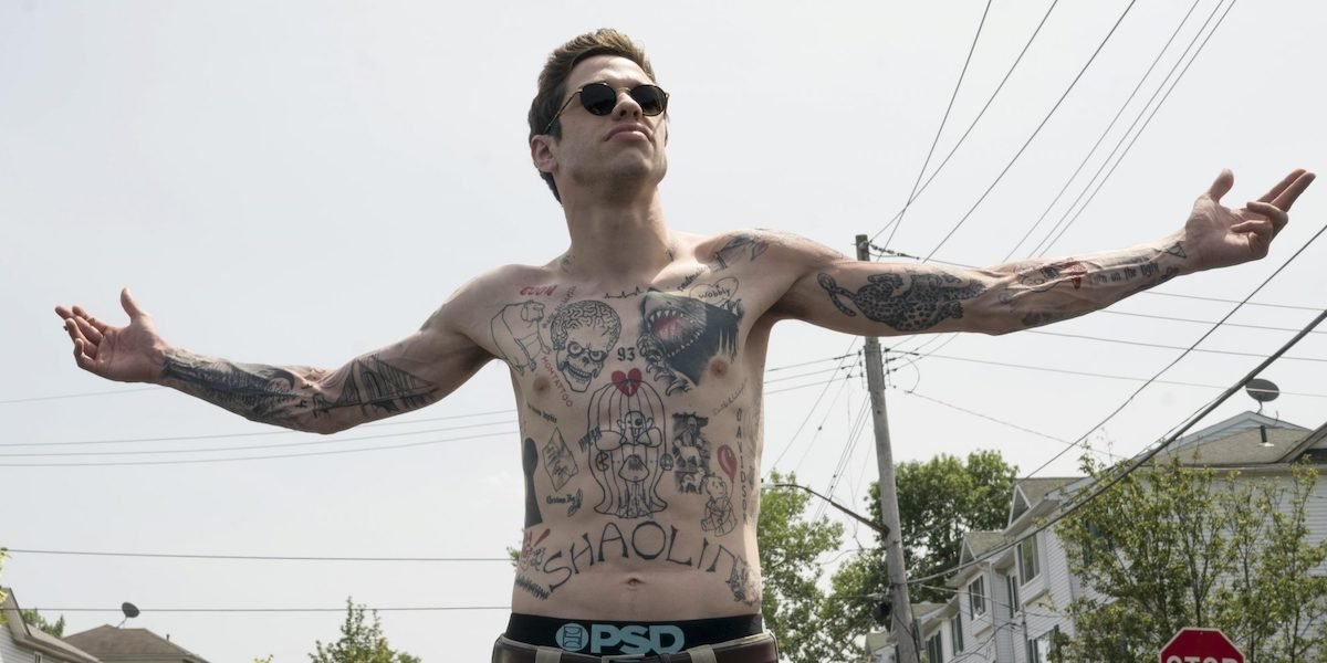 Pete Davidson in The King of Staten Island