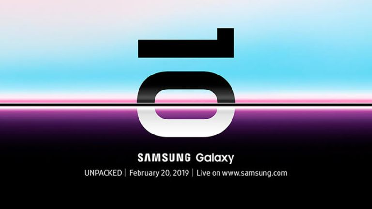 Samsung Galaxy S10 release date and price