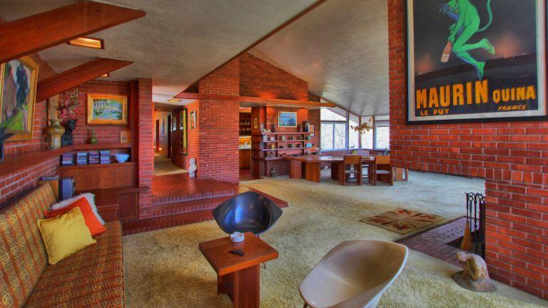 Carroll Alsop House, Frank Lloyd Wright