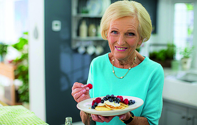 From hearty breakfasts to tasty teatime treats, Mary has it covered