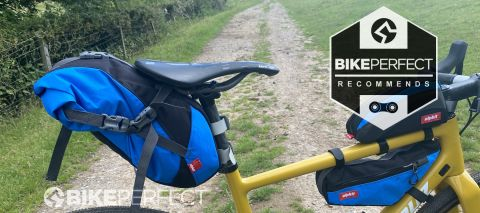 Alpkit bikepacking bag review