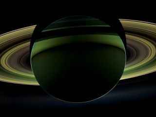 A Splendor Seldom Seen Saturn