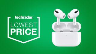 Apple AirPods Pro rebajados en Amazon