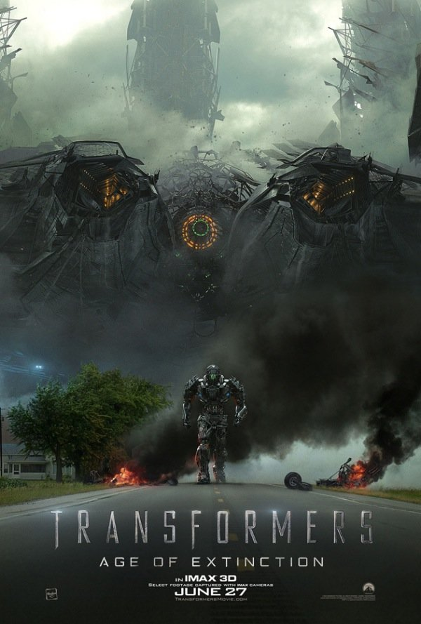 Is That Lockdown On The Transformers Age Of Extinction Imax Poster Cinemablend