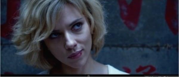 Scarlett Johansson Face