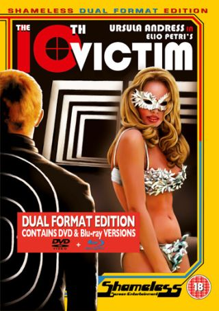 10th Victm cover