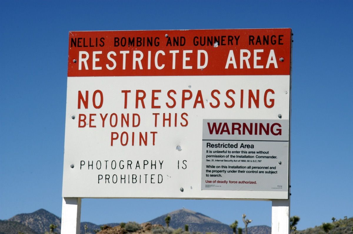 Nearly 200K People Have Signed Up to Steal Alien Secrets from Area 51 in Late-Summer Raid